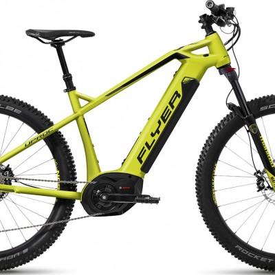 FLYER_E-Bikes_Uproc1_Hardtail_gekogruen_schwarz