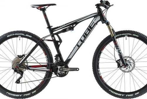 Mountainbike_CUBE AMS 120