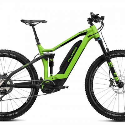 FLYER_E-Bikes_Uproc4_Fullsuspension_630_applegreenblack