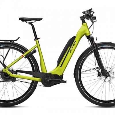 FLYER_E-Bikes_Upstreet5_Tiefeinsteigerrahmen_limegreen-1