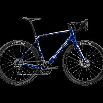 Product_2020_Roadbike_PavoGFDisc_GalaxyBlueGlossy-WhiteGlossy