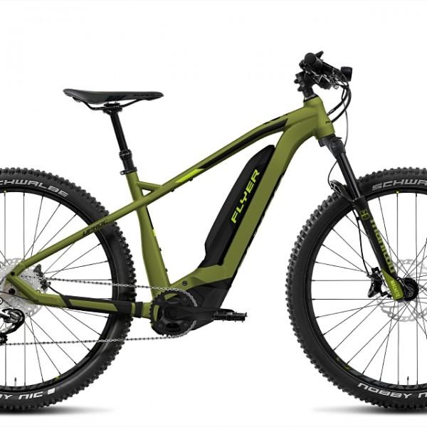 FLYER_E-Bikes_Uproc2_Hardtail_410_olivelimegreen