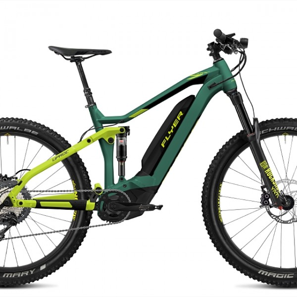 FLYER_E-Bikes_Uproc7_Fullsuspension_410_opalgreenlimegreen